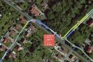 GPS-Kohltour 2019 - Trinkpause Ecke Hoher Weg um 18.53 Uhr - Blexersander Str. 3 Minuten