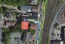 GPS Nikolausitour 2017 - Ankunft Roberts Glühweinbude um 18.24 Uhr für 47 Minuten