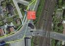 GPS Vatertag 2017 -  Verschnaufpause 21.32 Uhr Bahnübergang Raiffeisenmarkt