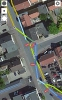 GPS Vatertag 2016 - In der Ecke auf der Rücktour für 27 Min